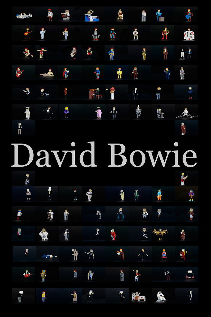 The David Bowie Minilander Project