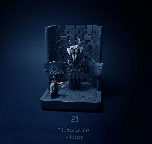 23 - Horcruxes