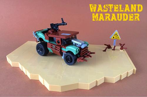 Wasteland Marauder