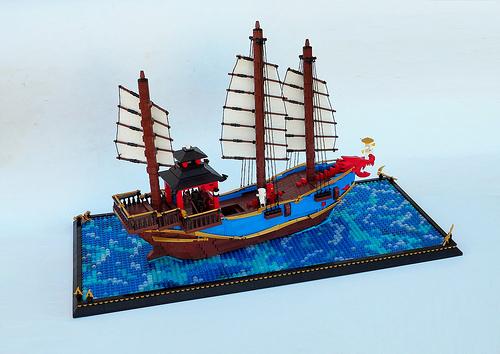 Sailing to Destiny