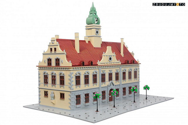 Osterode Rathaus front