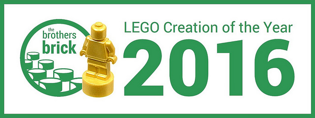 LEGO Creation Of The Year 2016