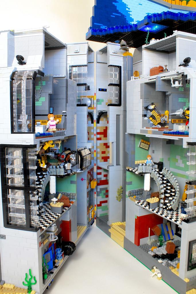 BioShock Revisited Interior Rooms Left