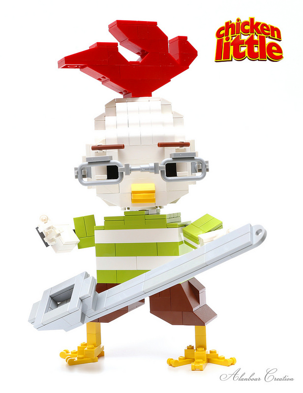LEGO Chicken Little