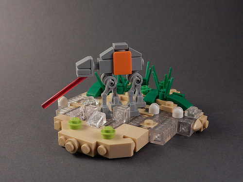 Micro Lego Rogue One