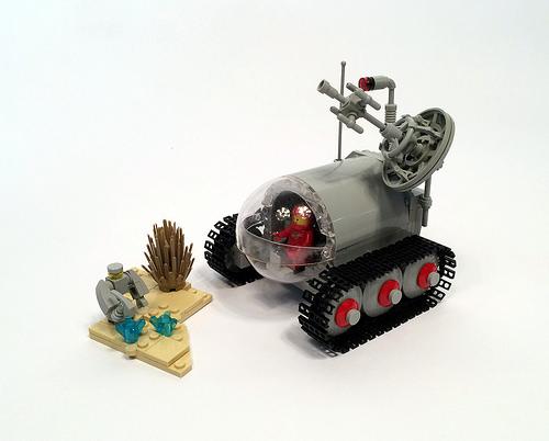 Sirius Cyberdine T1000 rover