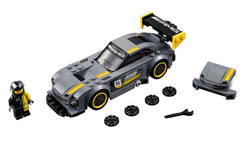 75877 Mercedes AMG GT3