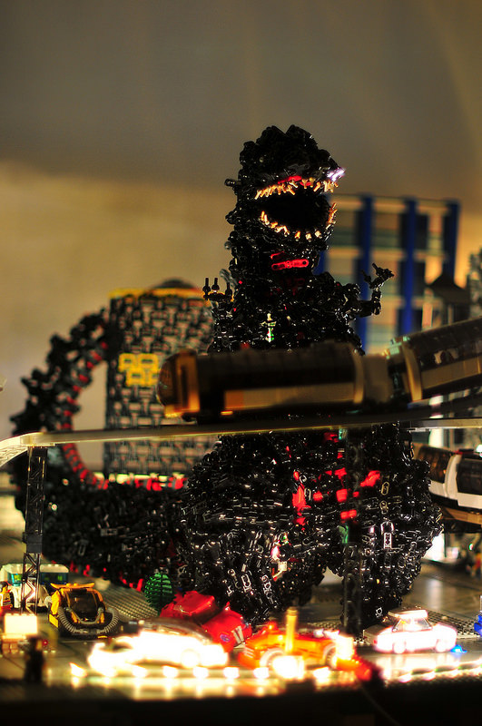 LEGO godzilla