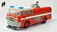 FireTruck (MOC)
