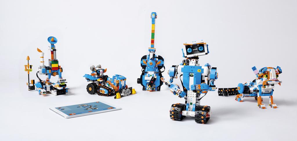 LEGO BOOST 4