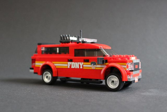 FDNY Battalion Chief 1