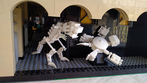 LEGO McWane Science Center - Dinosaur Fossils