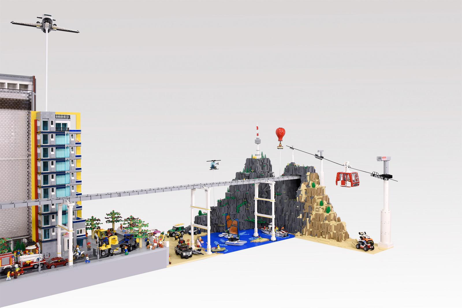 2017 Lego City Diorama 03-1