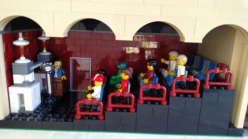 LEGO McWane Science Center