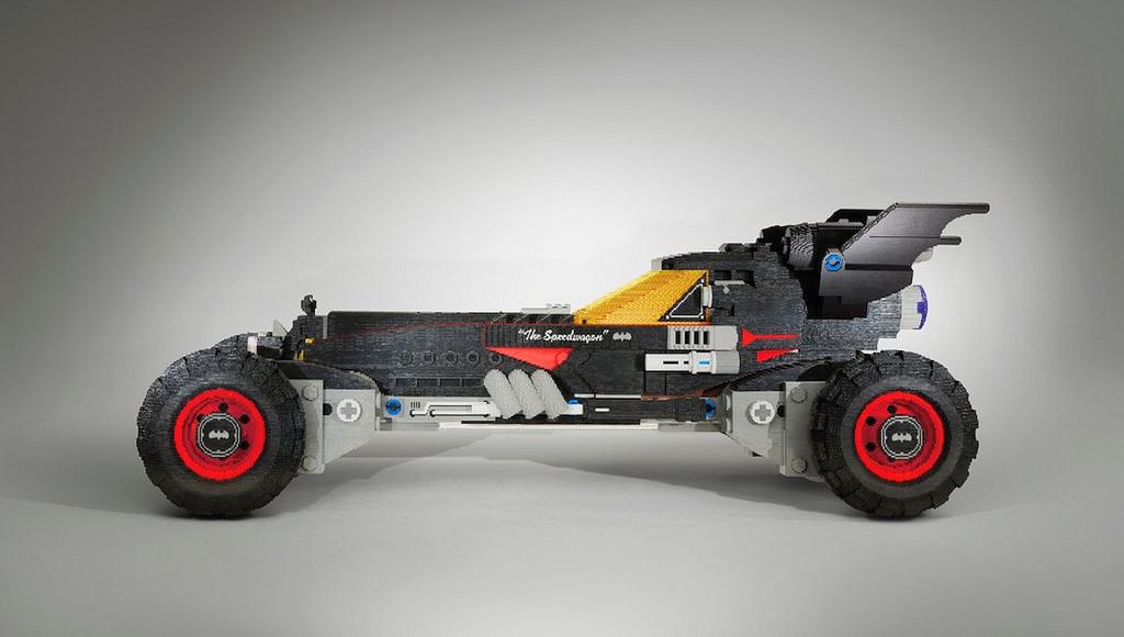 Batmobile Side