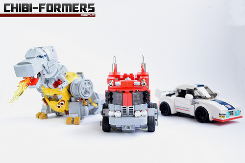 11. Chibi-formers Cover 2 Alt Mode