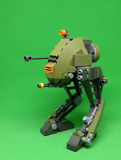 Alpha 3 - Vehicle A