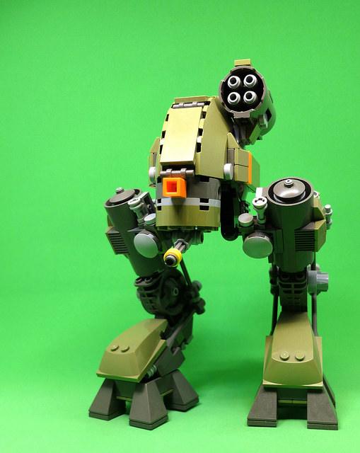 Alpha 3 - Vehicle B