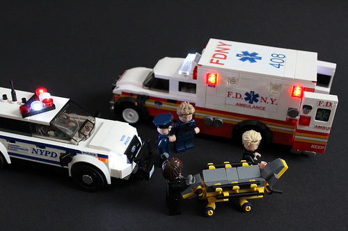 FDNY Ambulance