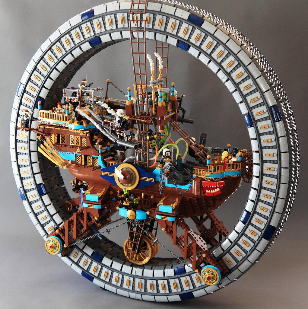 Steampunk Mega Wheel