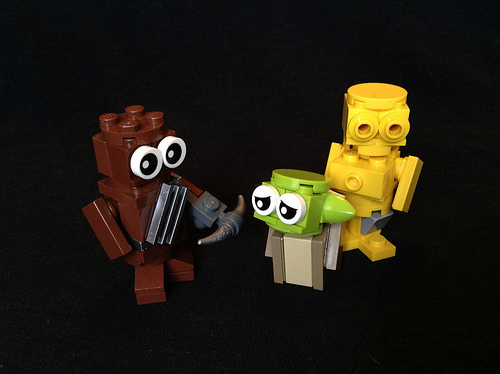 Starwars micro figure