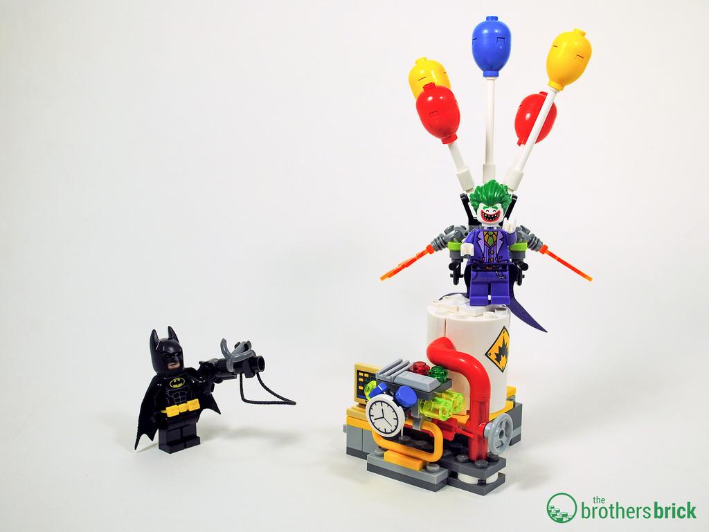 Set 70900 The LEGO Batman MovieThe Joker Minifigure from