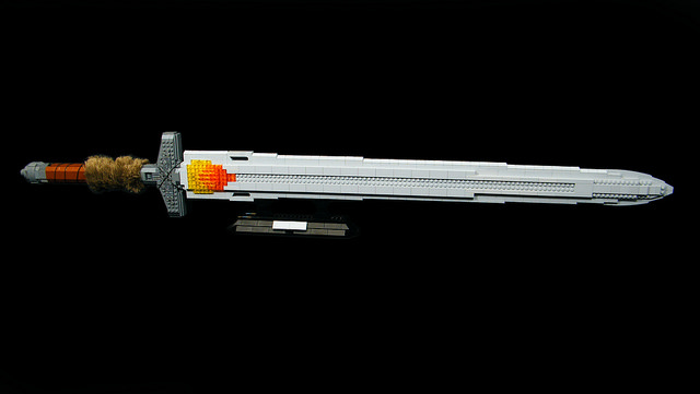 Young Wolf's Howl Exotic Sword