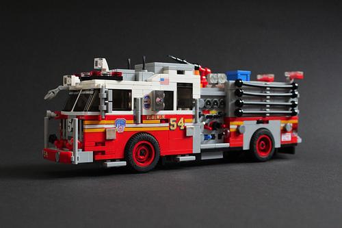 FDNY Engine 54