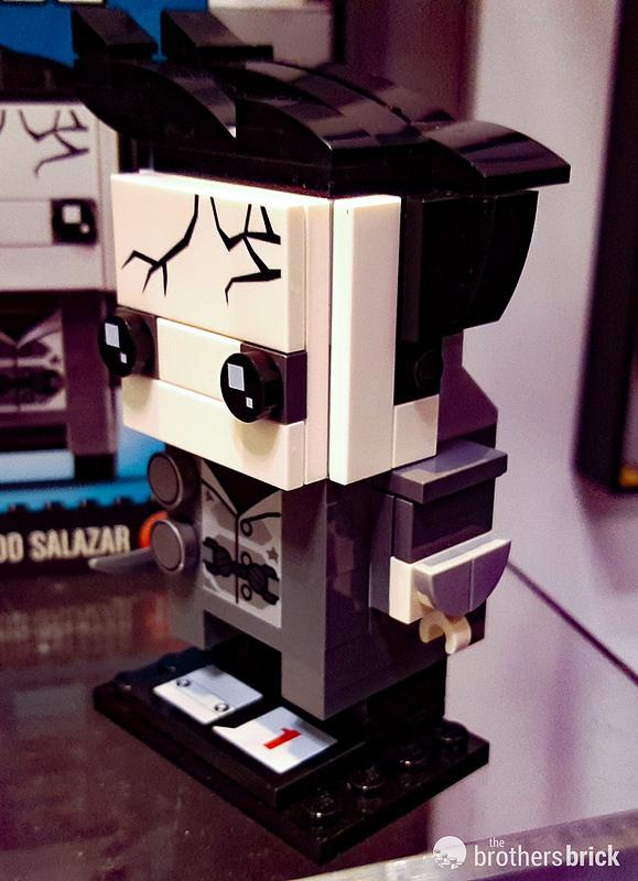 NY Toy Fair: Captain Salazar