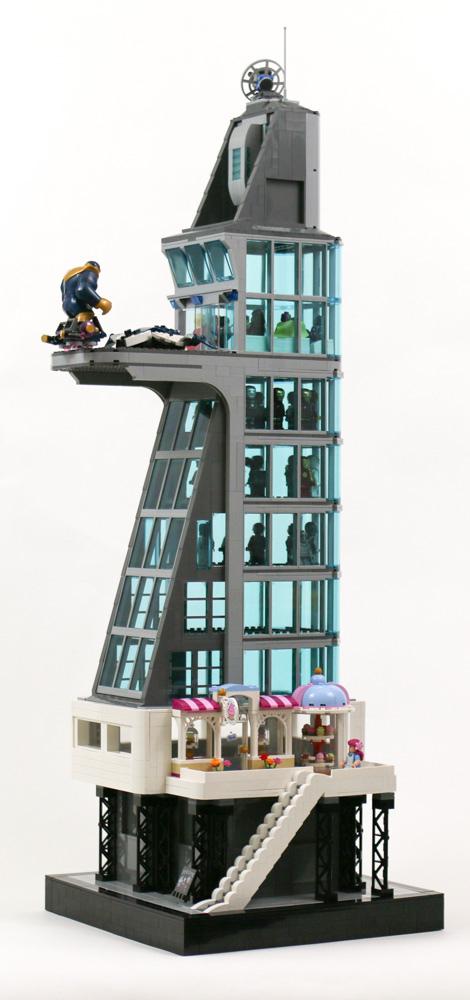 Stark Tower - maido cafe