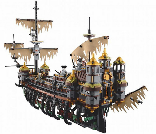 LEGO Pirates of the Caribbean Silent Mary