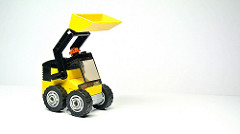 Skid-steer loader (Assembly Instructions)