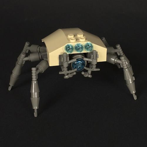 Scuttler Bot