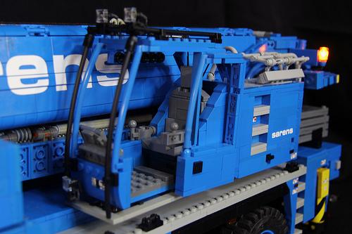 Liebherr LTM 1090 4.1 - Sarens