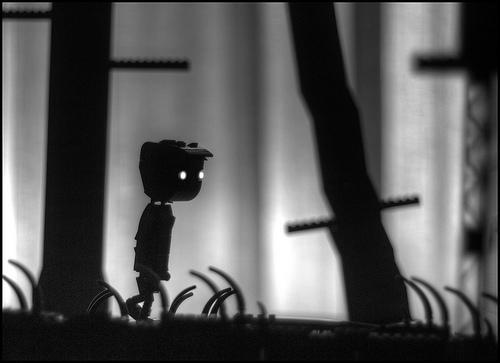 Limbo Lego Szene