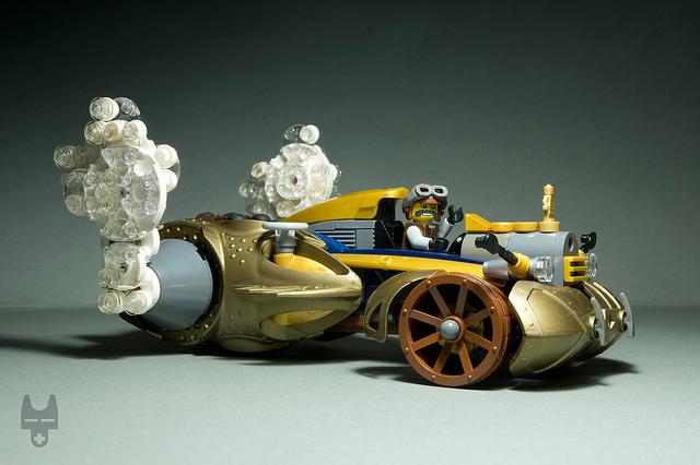 Steam Racer