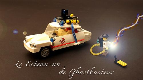 Le Ecteau-un de Ghostbasteur