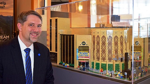 LEGO McWane Science Center Alabama NewsCenter Article
