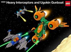 Heavy Interceptors and Ugokin Gunboat