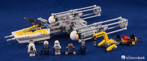 75162 Y-wing