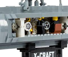 X-Craft Mini Sub