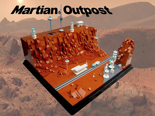 Martian Outpost