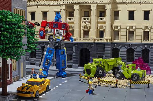 Heel Transformers