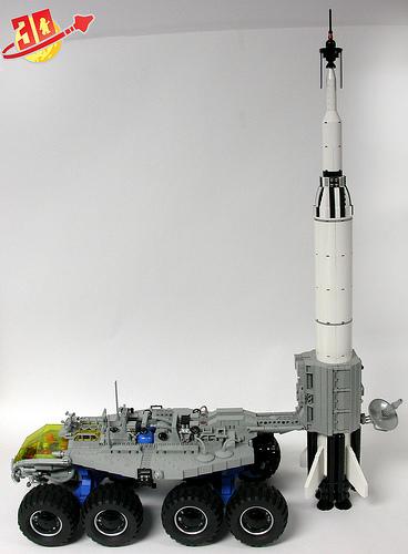 Mobile Rocket Transport