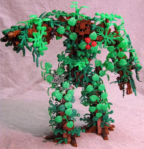 Aaron's Treeman