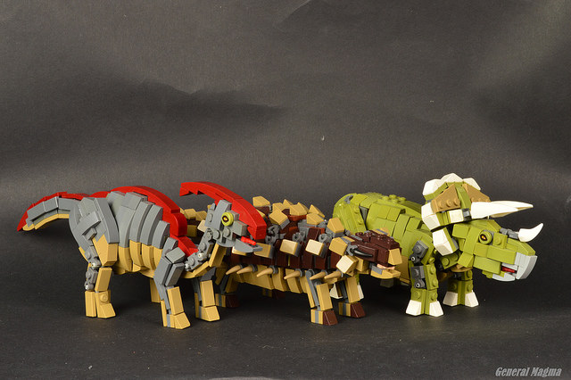 Jurassic Herbivores