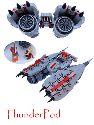 Thundercats Podracer