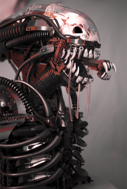 ALIEN Xenomorph Preview