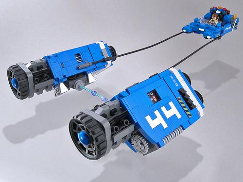 Blade Runner Pod Racer