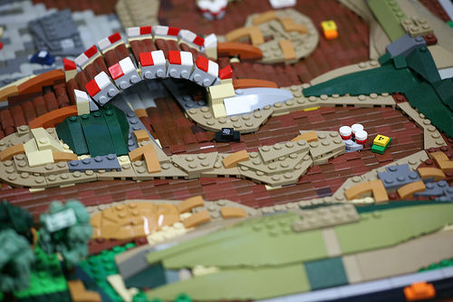Folkrace track